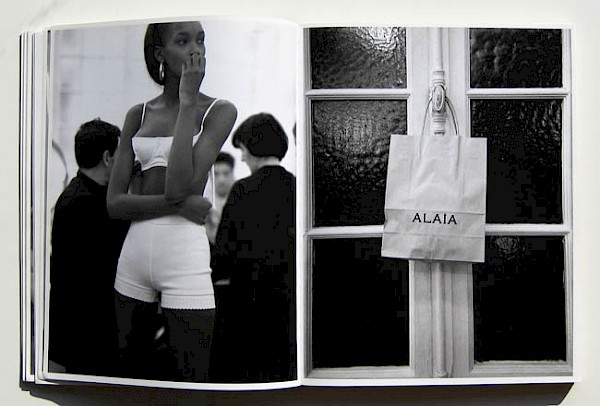 Alaia backstage b&w fashion photography timeless inspo textures body timeless kate moss lindbergh newton avedon demarchelier meisel Alaia Chanel